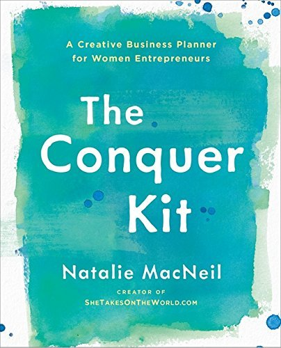 9780399175770 Conquer Kit: A Creative Business Planner For Women...