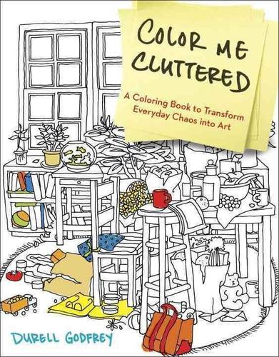 9780399183652 Color Me Cluttered