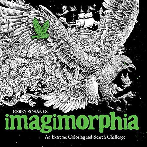 9780399574122 Imagimorphia: An Extreme Coloring & Search Challenge