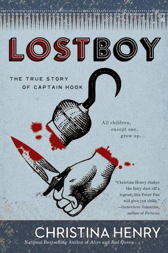 9780399584022 Lost Boy: The True Story Of Captain Hook