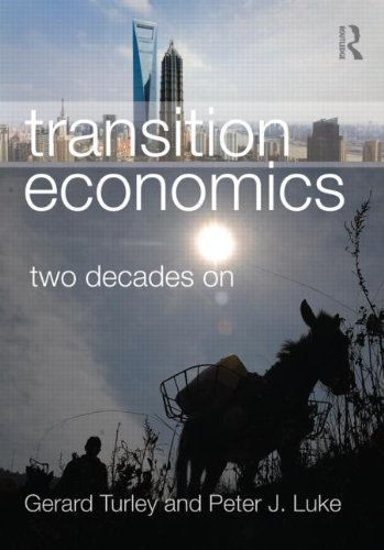 9780415438827 Transition Economics: Two Decades On