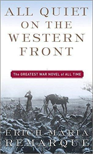 9780449213940 All Quiet On The Western Front