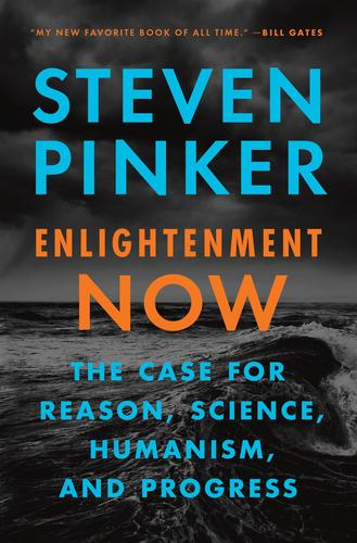 9780525427575 Enlightenment Now: The Case For Reason, Science, Humanism...