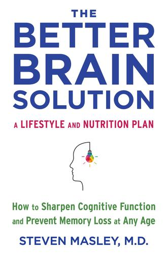 9780525433248 Better Brain Solution: How To Sharpen Cognitive Function...