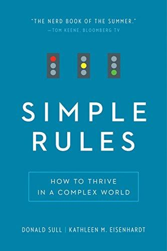 9780544705203 Simple Rules: How To Thrive In A Complex World