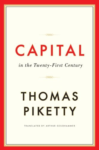 9780674430006 Capital In The Twenty-First Century