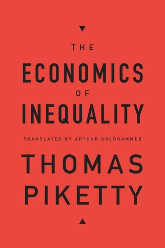 9780674504806 Economics Of Inequality