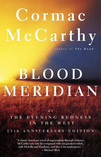 9780679728757 Blood Meridian