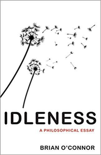 9780691167527 Idleness: A Philosophical Essay