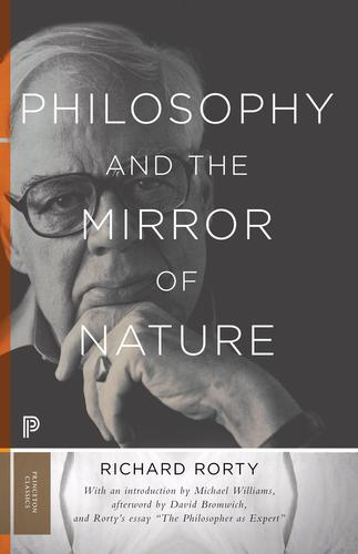 9780691178158 Philosophy & The Mirror Of Nature