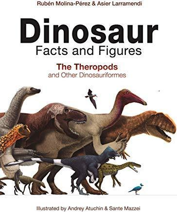 9780691180311 Dinosaur Facts & Figures:The Theropods & Other Dinosaurs