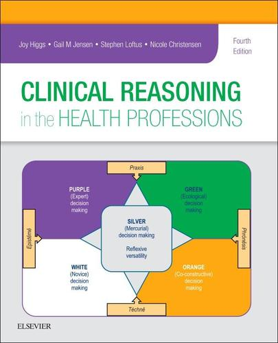 9780702062247 Clinical Reasoning In The Health Profession