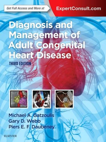 9780702069291 Diagnosis & Management Of Adult Congenital Heart Disease