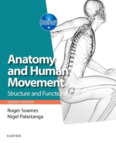 9780702072260 Anatomy & Human Movement: Structure & Function