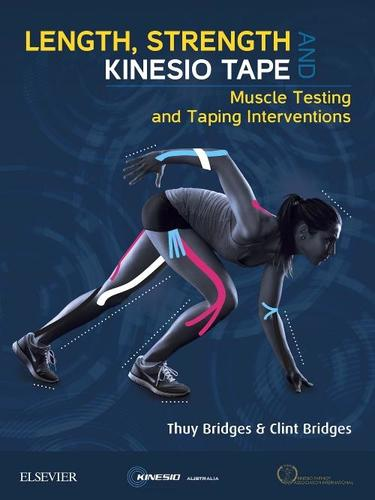 9780729541930 Length, Strength & Kinesio Tape