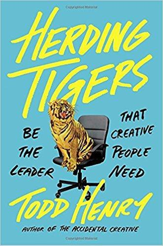 9780735211711 Herding Tigers: Be The Leader That Creative People Need