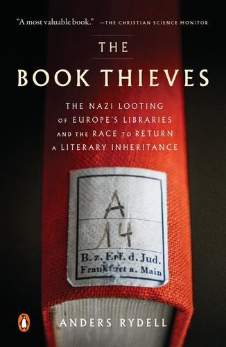 9780735221239 Book Thieves: The Nazi Looting Of Europe's Libraries