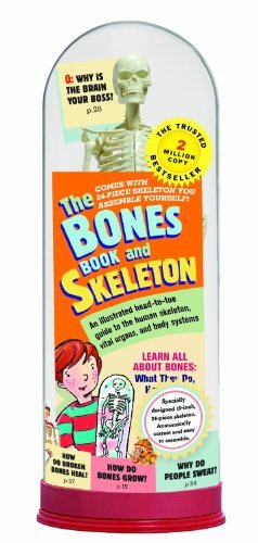 9780761142188 Bones Book & Skeleton