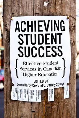 9780773536210 Achieving Student Success: Effective Student Services...