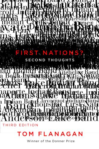 9780773558533 First Nations? Second Thoughts