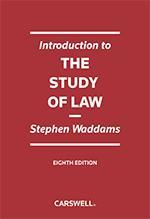 9780779871872 Introduction To The Study Of Law