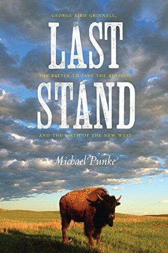 9780803226807 Last Stand: The Battle To Save The Buffalo