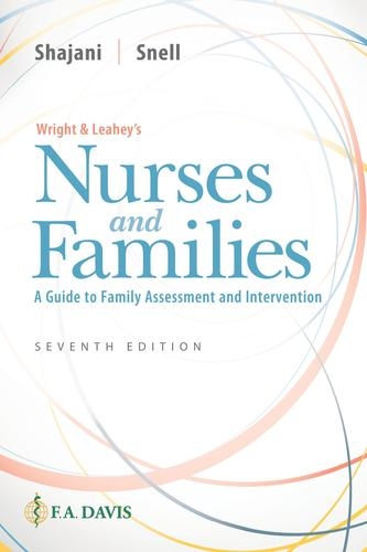 9780803669628 Wright & Leahey's Nurses & Families: A Guide To Family...