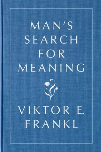 9780807060100 Man's Search For Meaning, Gift Edition
