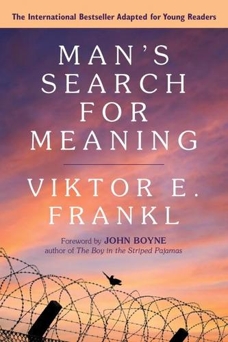 9780807067994 Man's Search For Meaning: Young Adult Edition