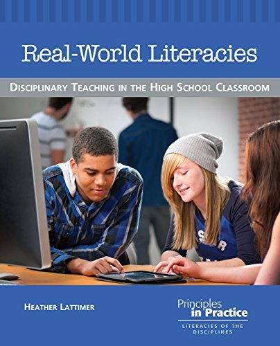 9780814139431 Real-World Literacies: Disciplinary Teaching In The High...