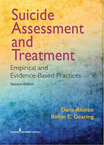9780826135148 Suicide Assessment & Treatment: Empirical & Evidence-Based..