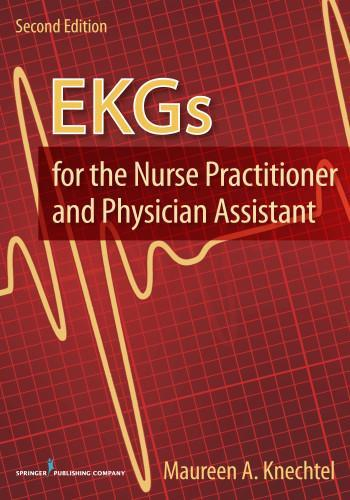9780826168887 Ekgs For The Nurse Practitioner & Physician Assistant