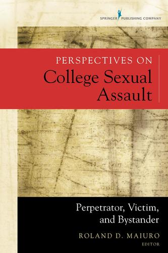 9780826194640 Perspectives On College Sexual Assault: Perpetrator...