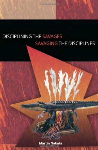 9780855755485 Disciplining The Savages, Savaging The Disciplines
