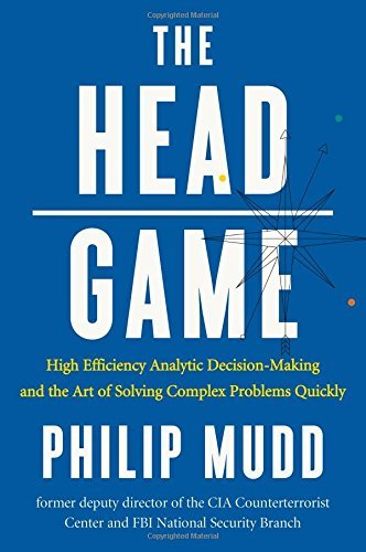 9780871407887 Head Game: A Spy's Guide To High-Stakes Risk Management...