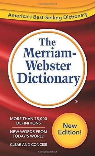 9780877792956 Merriam-Webster Dictionary
