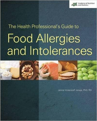 9780880914536 Health Professionals Guide To Food Allergies & Intolerances