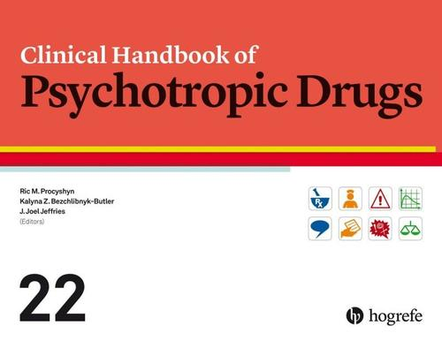 9780889374966 Clinical Handbook Of Psychotropic Drugs