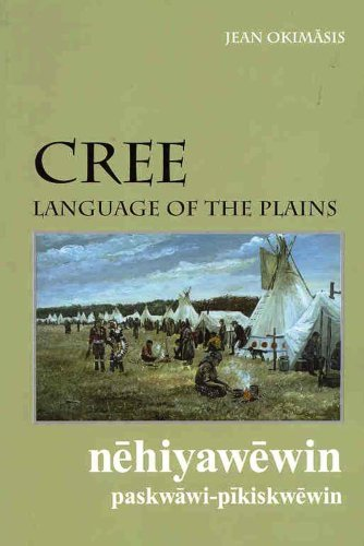 9780889771550 Cree Language Of The Plains