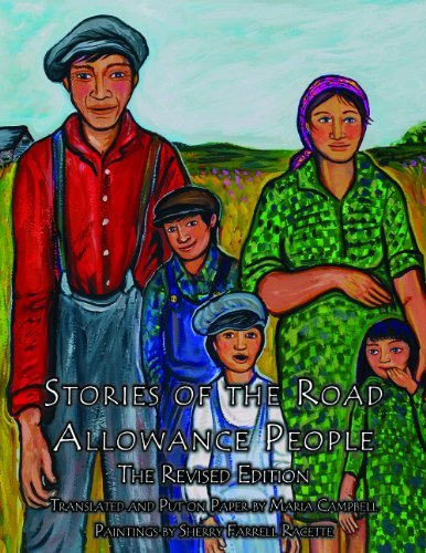 9780920915998 Stories Of The Road Allowance People W/ Cd