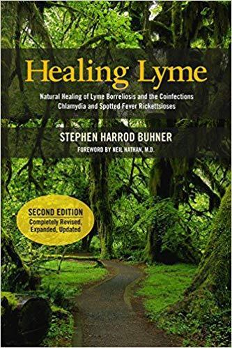 9780970869647 Healing Lyme: Natural Healing Of Lyme Borreliosis & The...