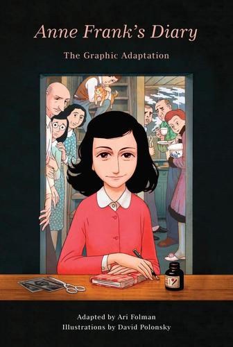 9781101871799 Anne Frank's Diary: The Graphic Adaptation