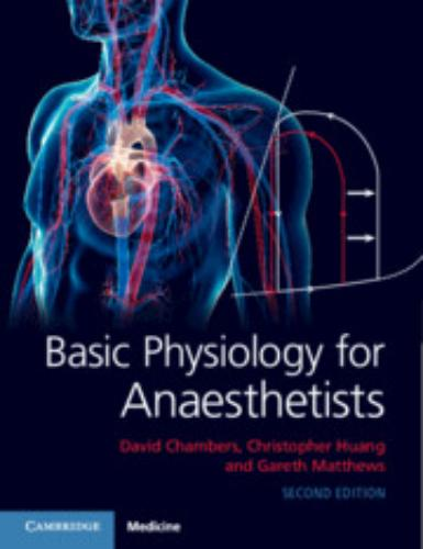 9781108463997 Basic Physiology For Anaesthetists