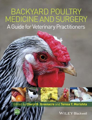 9781118335437 Backyard Poultry Medicine & Surgery: A Guide For...