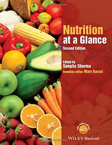 9781118661017 Nutrition At A Glance
