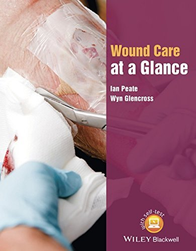 9781118684672 Wound Care At A Glance