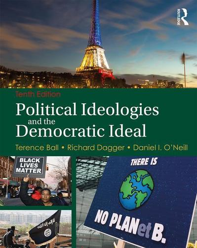 9781138650015 Political Ideologies & The Democratic Ideal