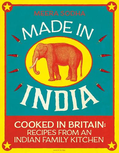 9781250071019 Made In India: Recipes From An Indian Family Kitchen