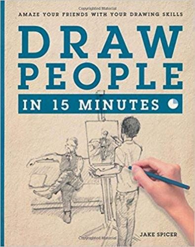 9781250089632 Draw People In 15 Minutes