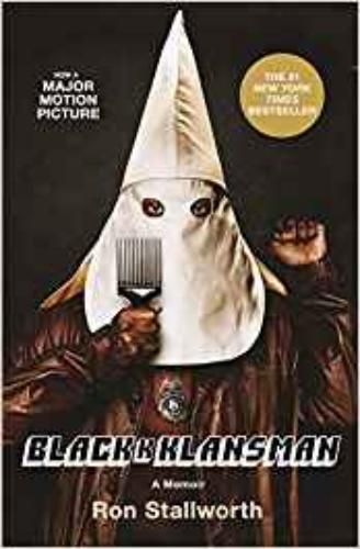 9781250299055 Black Klansman: Race, Hate, & The Undercover Investigation..